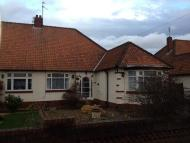 Semi-Detached Bungalow to rent in Elton Grove...