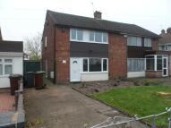 3 bedroom semi detached property in Vaughan Road, Willenhall