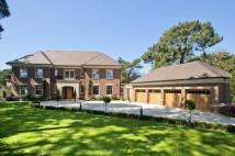 6 bed Detached house for sale in Canford Cliffs...