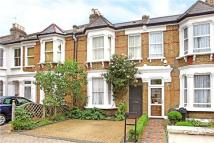 Terraced home for sale in Vant Road, London, SW17