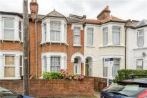 3 bedroom Terraced house for sale in Hydethorpe Road, London...