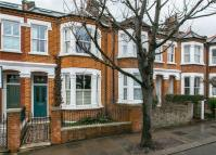 Terraced home in Lysias Road, London, SW12