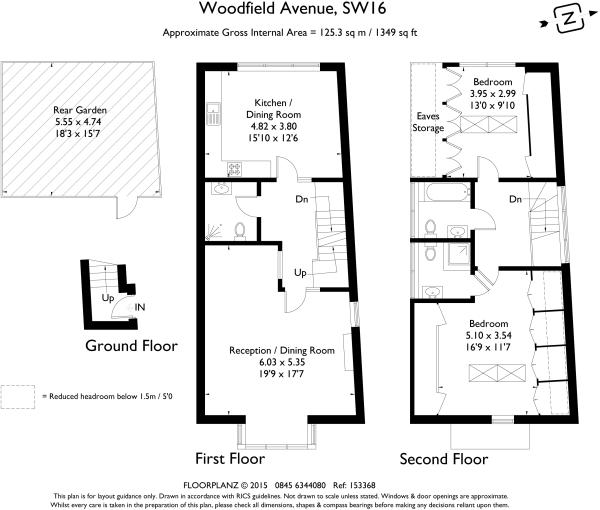 48A Woodfield Ave...