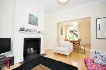 3 bed home to rent in Marville Road SW6