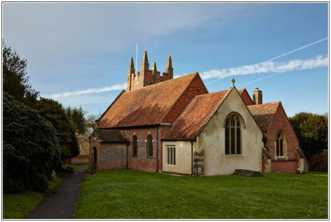 Everlsey Church