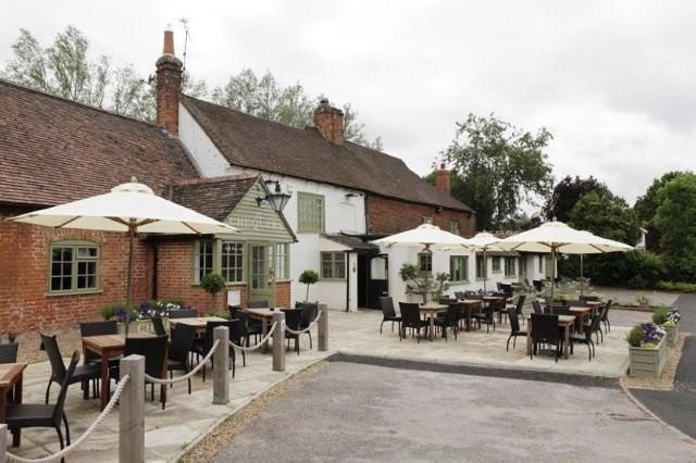 The Chequers, local
