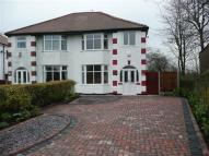 3 bed semi detached property to rent in Newbrook Road, Bolton