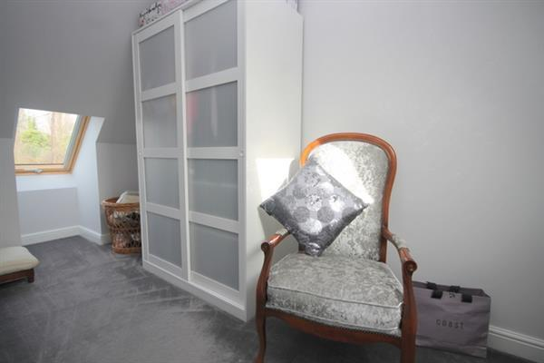 BEDROOM TWO/DRESSING