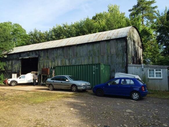 Wallers Ash Barn