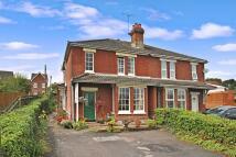 semi detached house in Burseldon Road, Hedge End