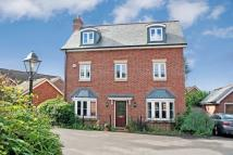 4 bed Detached house in Hoe Road...