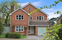 4 bed Detached home in Godfrey Pink Way...