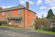 3 bed semi detached property in Winchester Road, Upham...