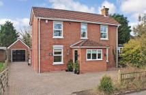 Detached home for sale in Crows Nest Lane, Botley
