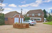 4 bed Detached house for sale in Knowle Lane, Horton Heath