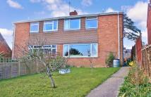 3 bedroom semi detached property for sale in Winchester Road...
