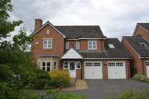 4 bed Detached home in Alderson Drive, Stretton...