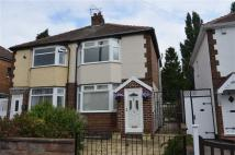 2 bed semi detached house for sale in York Road, Chaddesden...