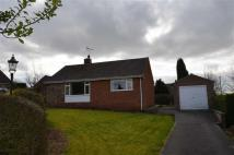2 bedroom Detached Bungalow for sale in Bank Side, Darley Abbey...