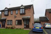 2 bedroom semi detached house in Partridge Way, Derby