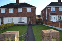 2 bed semi detached home in Coronation Road...