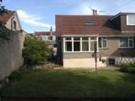 2 bed semi detached property to rent in Hopetoun Avenue