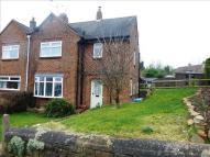 3 bed semi detached house in Weirfield Road...