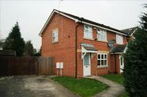 semi detached home in Mimosa Crescent...