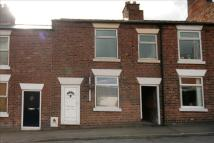 Terraced house in Commerce Street...