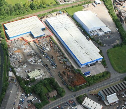 Light Warehouse Birmingham: Light Industrial To Rent In Heath Road, Darlaston