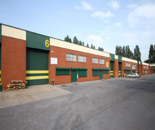 Warehouse To Rent In Unit 6, Parkside Industrial Estate