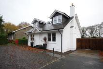 Detached house in Station Cottage, Alloway...