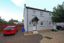 semi detached home to rent in Castle View, Doonfoot...