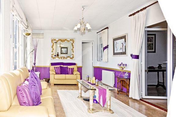 Main Villa Lounge