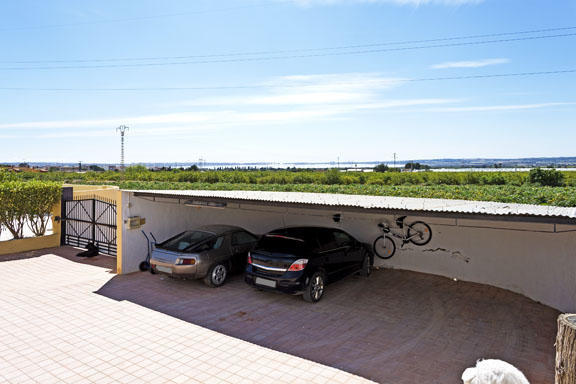 Car Port for 4 Cars