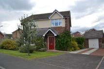 Detached house in Croft Way, Belford...
