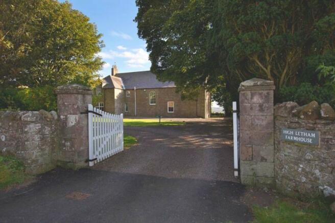 Front Gates