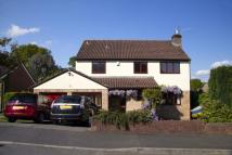 4 bedroom Detached house in Castle Oak, Usk
