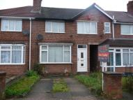 Terraced home in Cramlington Road...