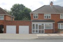 semi detached house in Craythorne Avenue...