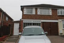 3 bedroom semi detached property to rent in Perry Park Crescent...