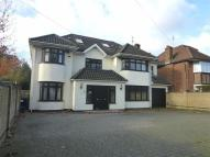 Detached property in Edgwarebury Lane...