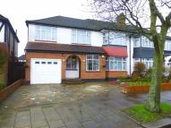 semi detached home in Hillersdon Avenue...