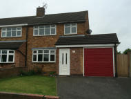 3 bed semi detached property to rent in Homefield Road, Sileby...