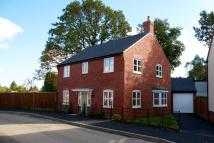 new home for sale in Leicester Road, Hinckley...