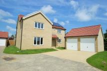 Detached house for sale in Playing Field Lane...
