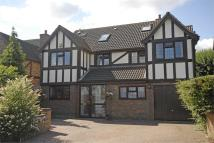 Detached home in Edgebury, Chislehurst...