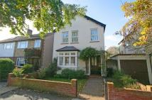Detached home in Sunningdale Road...