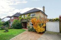 3 bed Detached home in Blackbrook Lane, Bickley...