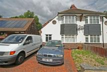 semi detached home to rent in Whitehall Road, Bromley...